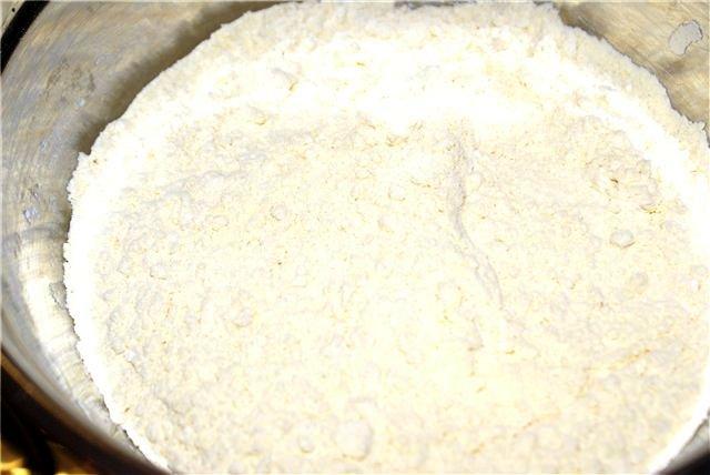 Рецепт Простые кукурузные булочки