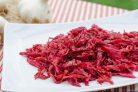 Квашеная капуста (белая и розовая)