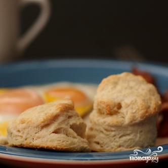 Классическое печенье - фото шаг 3