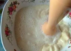 Рецепт Печенье на кефире и маргарине