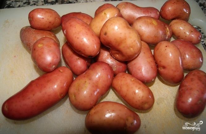 Рагу из картофеля и мяса - фото шаг 2