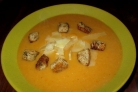 Суп-пюре из тыквы диетический
