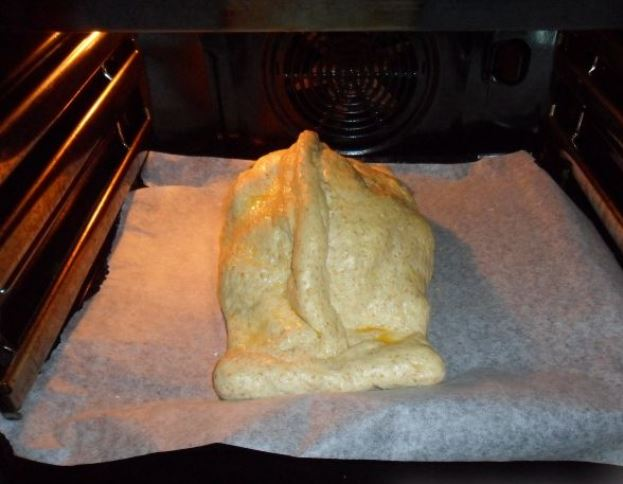 Курица в тесте в духовке   - фото шаг 6