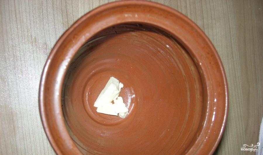 Пюре в горшочке - фото шаг 4