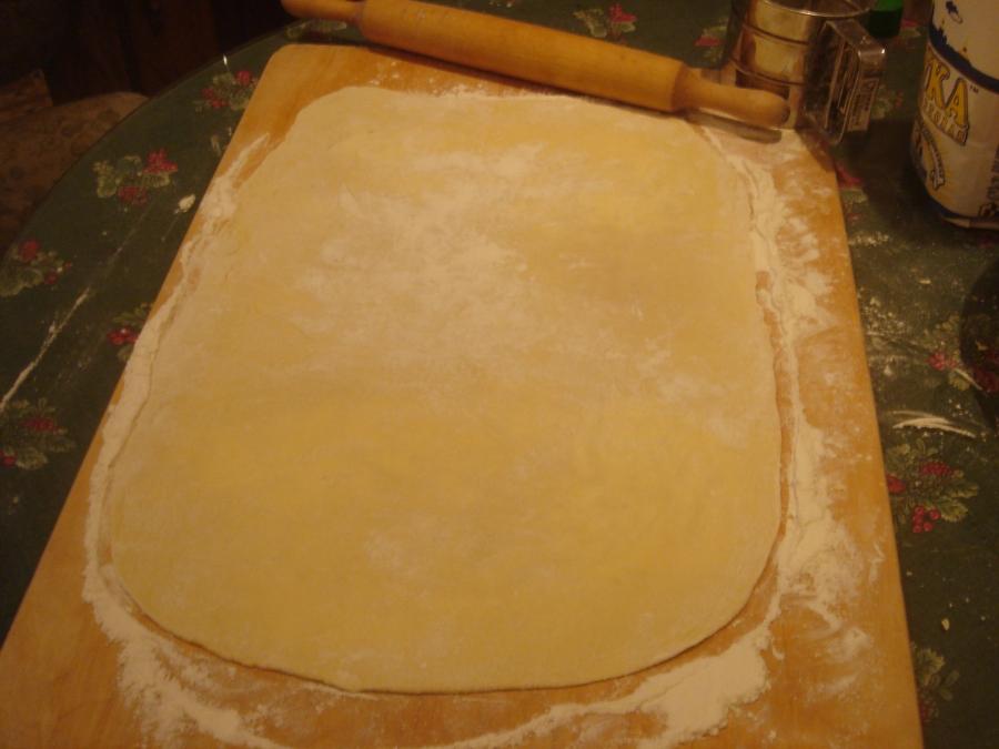 Ачма с сыром - фото шаг 7