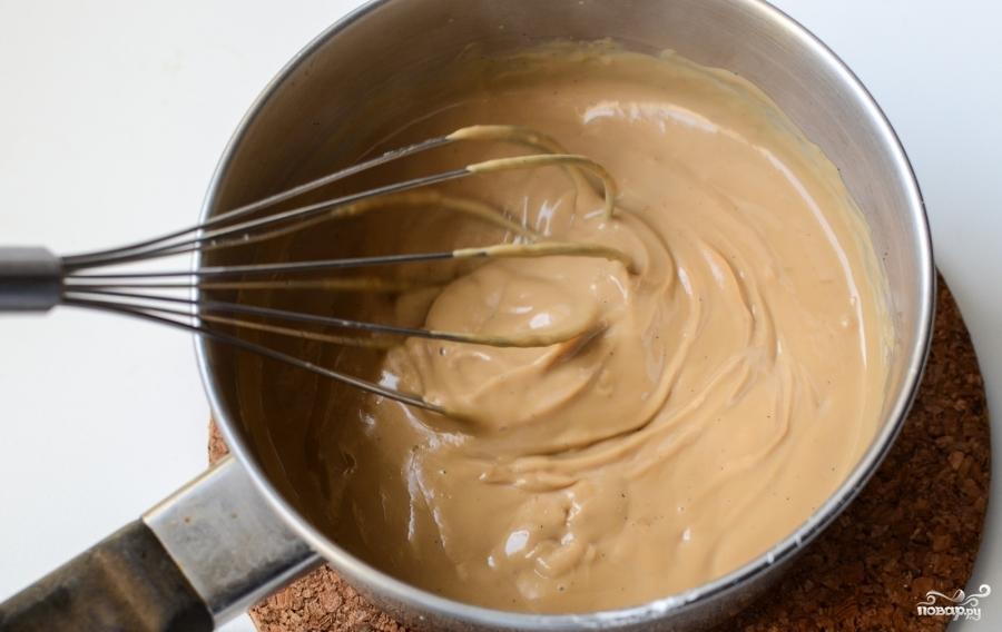 Эклеры с шоколадным кремом - фото шаг 9