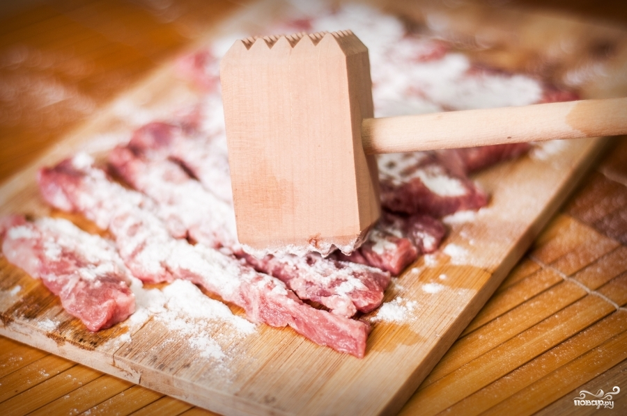 Мясо по-испански - фото шаг 2