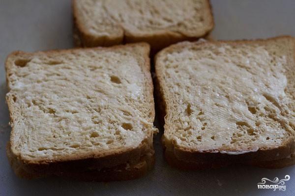 Горячие сэндвичи - фото шаг 3