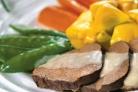 Мясо с овощами в итальянском стиле