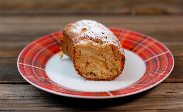 Яблочный кекс - фото шаг 3