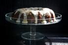 Морковно-ананасовый пирог с глазурью