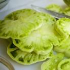 Рецепт Жареные зеленые помидоры в кляре