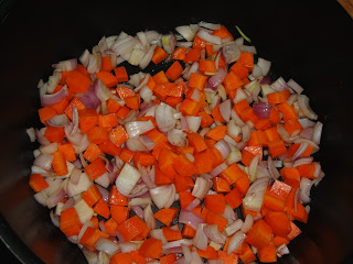 Рис с фаршем и морковью - фото шаг 2
