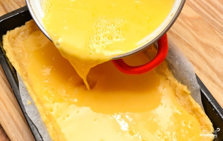 """Пирог """"Лимонник"""" - фото шаг 12"""