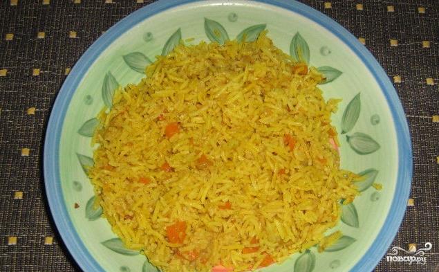 Рис по-индийски - фото шаг 6