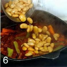 Марокканское рагу с колбасками - фото шаг 6