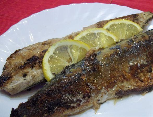 Рыба, запеченная на костре - фото шаг 6