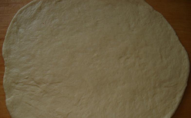 Внушительный расстегай лепешкой - фото шаг 4