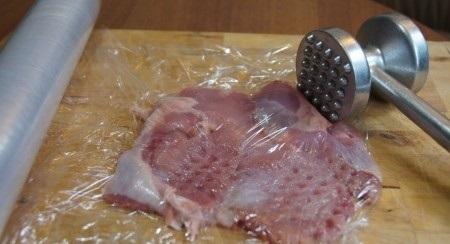 Рецепт Зразы куриные с моцареллой