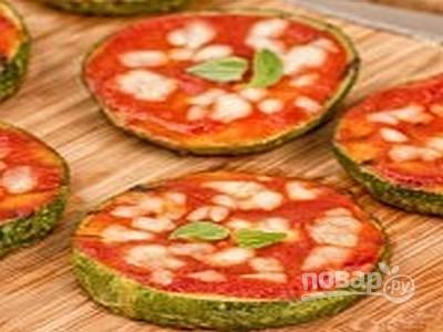 Кабачки рецепты в духовке с сыром и помидорами