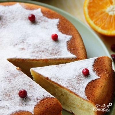 Греческий новогодний торт - фото шаг 9