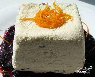 Рецепт Пасха с тыквой
