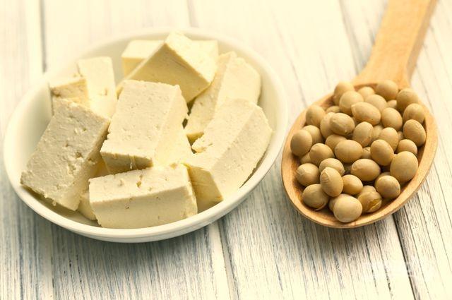 Соевый творог тофу
