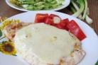 Куриные отбивные с сыром в духовке