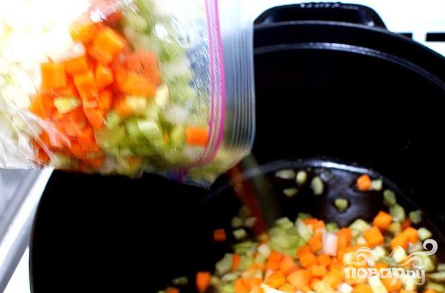 Говяжьи ребрышки с овощами и сливочным соусом - фото шаг 3