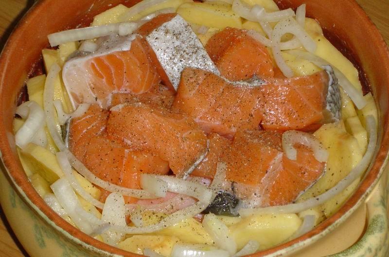 Рыба по-русски запеченная - фото шаг 5