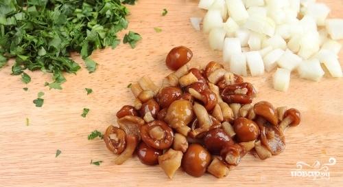 Картофельные зразы с сыром - фото шаг 3