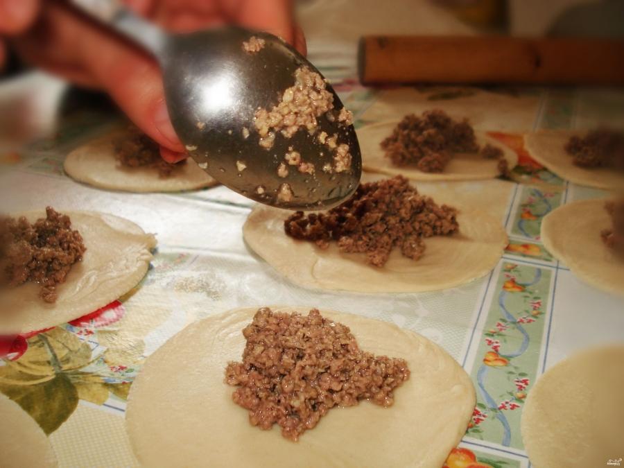Самса слоеная узбекская - фото шаг 2