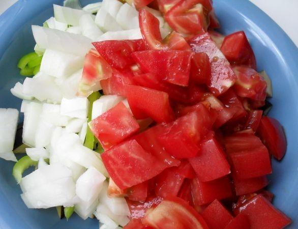 Рагу с мясом и овощами - фото шаг 5