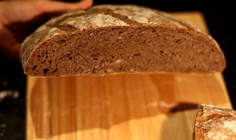 Ржаной хлеб в духовке - фото шаг 5