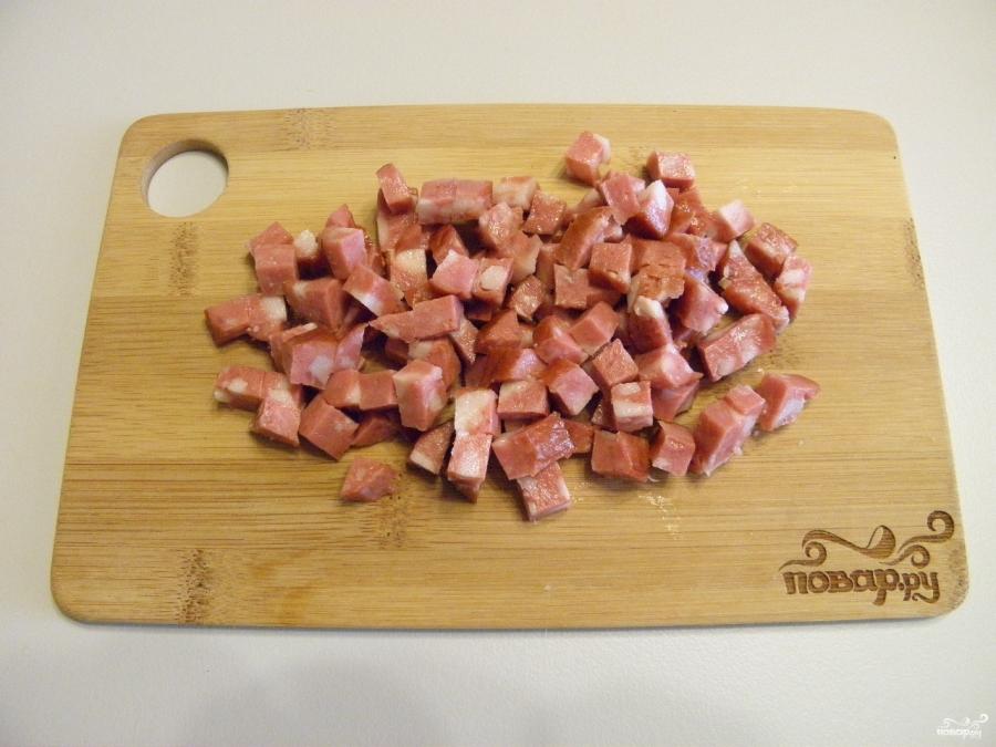 Салат с картошкой и сыром - фото шаг 4