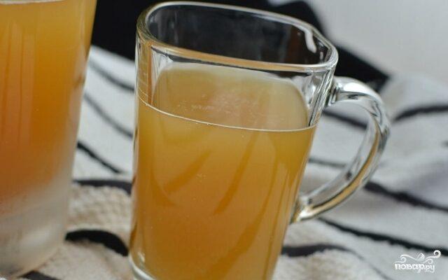 Квас из березового сока