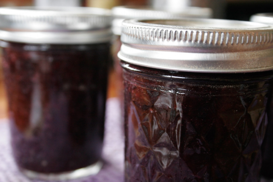 Желе из вишни без желатина - фото шаг 10