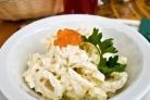 Белый салат