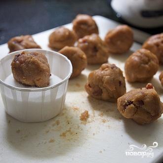 Печенье с беконом - фото шаг 6