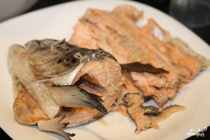 как приготовить суп с красной рыбой рецепт с фото