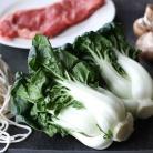 Рецепт Китайский суп из говядины с лапшой