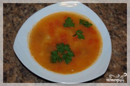 Суп харчо с картошкой