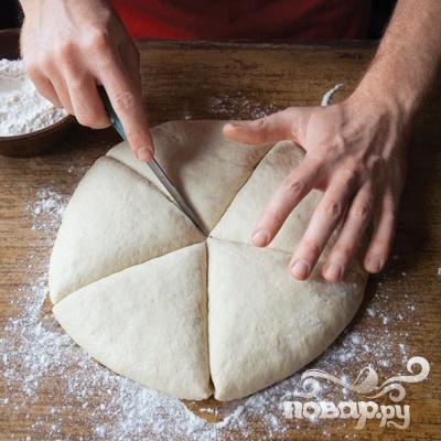 Хлеб Фугас - фото шаг 1