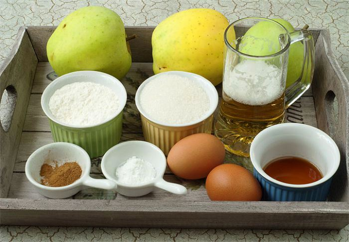 Рецепт Яблоки в кляре с корицей