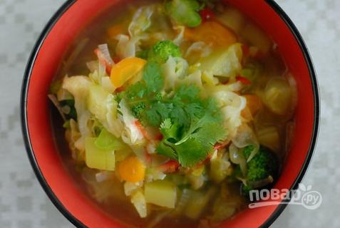 Бонский суп - фото шаг 8