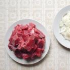 Рецепт Гуляш из телятины на Новый год