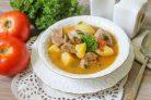 Суп Шурпа из свинины