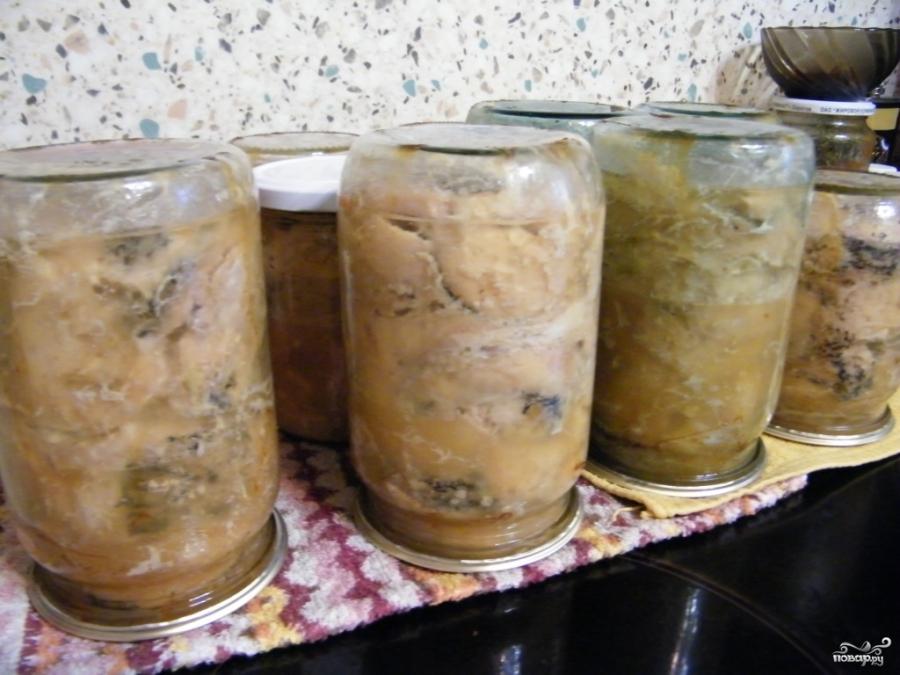 Рецепт филе горбуши с фото