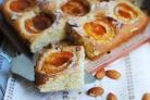 Пирог с замороженными абрикосами