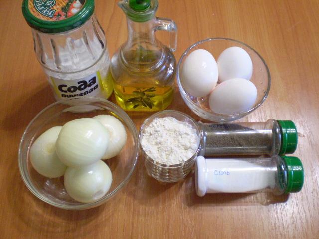 Рецепт Цыбульники
